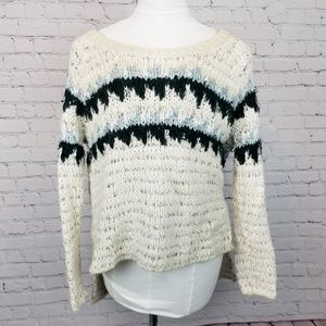 Free People|Cozy Knit Hi-Low Sweater